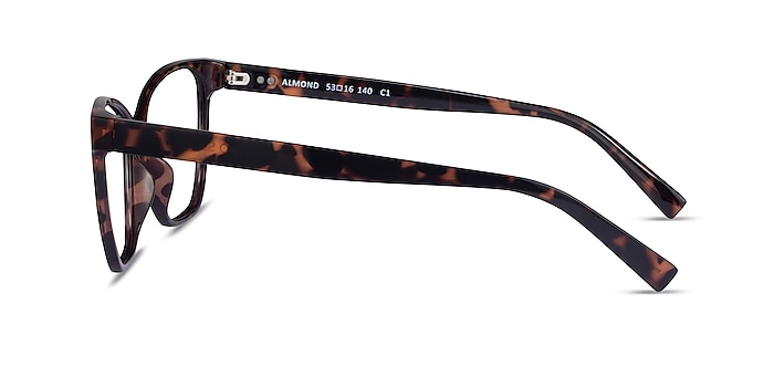 Almond Tortoise Plastic Eyeglass Frames from EyeBuyDirect