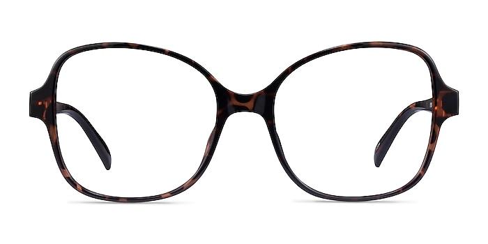 Arolla Tortoise Plastic Eyeglass Frames from EyeBuyDirect