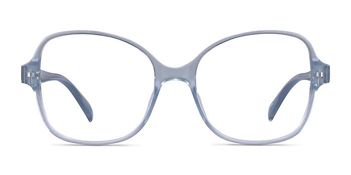 Arolla Clear Plastic Eyeglass Frames from EyeBuyDirect