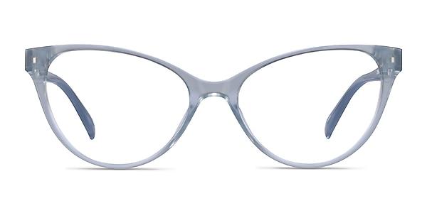 Lantana Clear Plastic Eyeglass Frames
