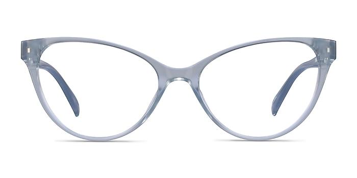 Lantana Clear Plastic Eyeglass Frames from EyeBuyDirect