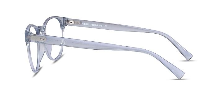 Osier Transparence Plastique Montures de lunettes de vue d'EyeBuyDirect