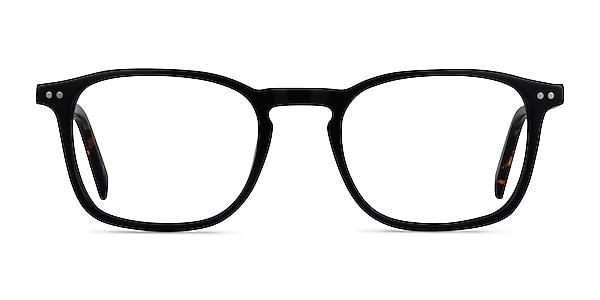 Holley Black Tortoise Acetate Eyeglass Frames