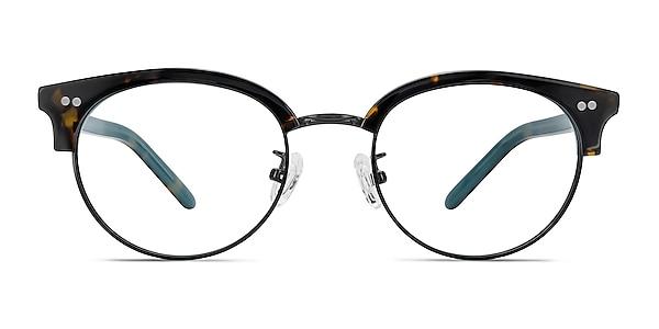 Annabel Tortoise Acetate-metal Eyeglass Frames