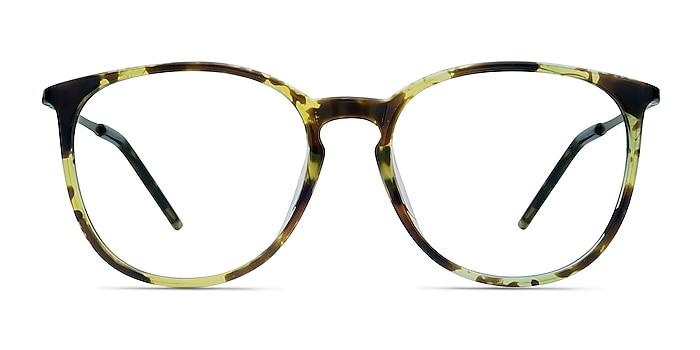 Naomi Tortoise Plastic-metal Eyeglass Frames from EyeBuyDirect