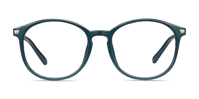 Lindsey Green Plastic Eyeglass Frames from EyeBuyDirect