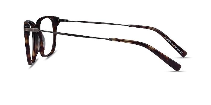 Motion Tortoise Acetate-metal Eyeglass Frames from EyeBuyDirect