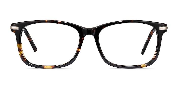 Phase Tortoise Acetate-metal Eyeglass Frames from EyeBuyDirect