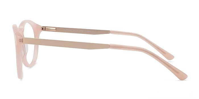 White Moon Pink Acetate-metal Eyeglass Frames from EyeBuyDirect