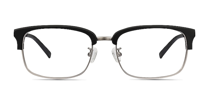 Wizard Black Acetate-metal Eyeglass Frames from EyeBuyDirect