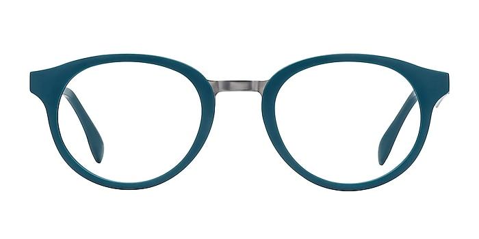 Aisu Matte Green Plastic-metal Eyeglass Frames from EyeBuyDirect