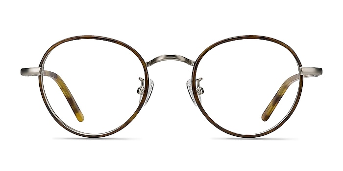 Anywhere Tortoise Acetate-metal Eyeglass Frames from EyeBuyDirect