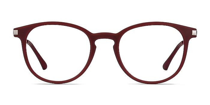 Mirando Raspberry Plastic-metal Eyeglass Frames from EyeBuyDirect