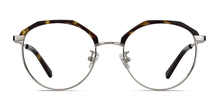 Festival Tortoise Acetate-metal Eyeglass Frames from EyeBuyDirect