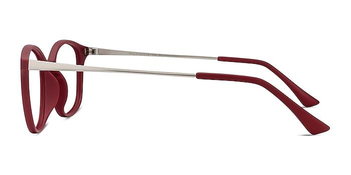 Villa Rouge Plastic-metal Montures de lunettes de vue d'EyeBuyDirect