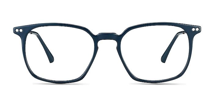 Ghostwriter Teal Plastic-metal Montures de lunettes de vue d'EyeBuyDirect