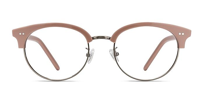 Annabel Pink Acetate-metal Eyeglass Frames from EyeBuyDirect