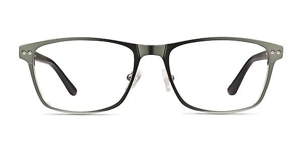 Comity Light Green Acetate-metal Eyeglass Frames