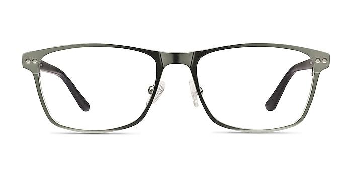 Comity Light Green Acetate-metal Eyeglass Frames from EyeBuyDirect
