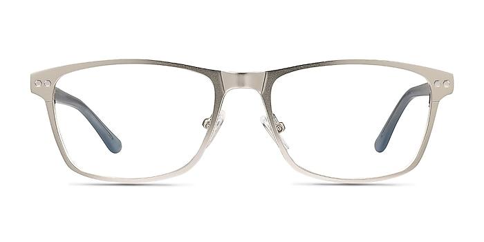 Comity Silver Acetate-metal Eyeglass Frames from EyeBuyDirect