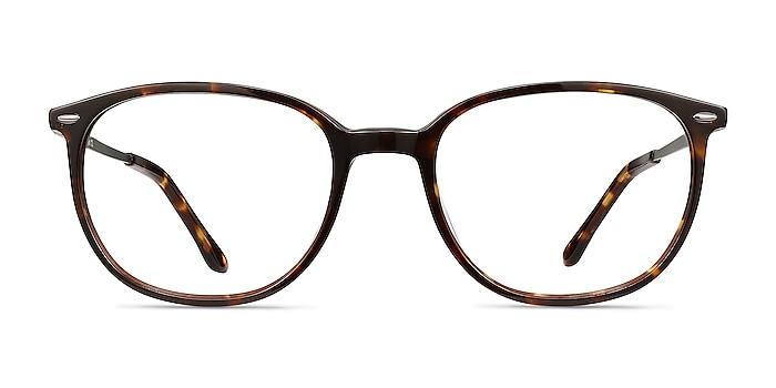 Eros Écailles Acetate-metal Montures de lunettes de vue d'EyeBuyDirect