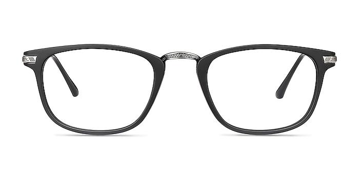 Catcher Black Plastic-metal Eyeglass Frames from EyeBuyDirect