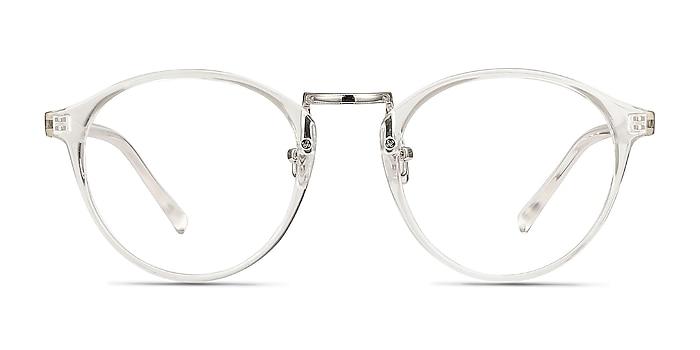 Chillax Clear Plastic Eyeglass Frames from EyeBuyDirect
