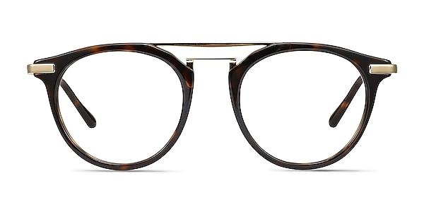 Alba Tortoise Acetate-metal Eyeglass Frames