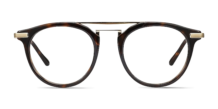 Alba Tortoise Acetate-metal Eyeglass Frames from EyeBuyDirect