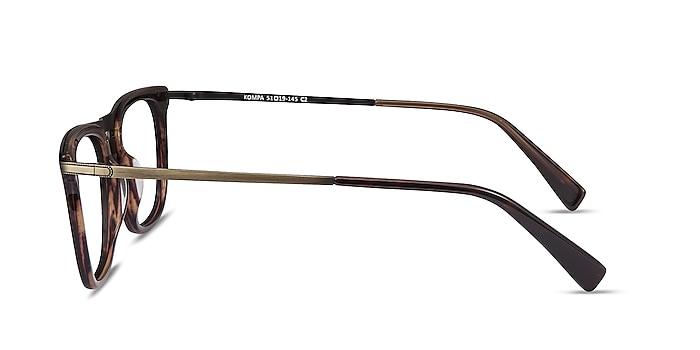 Kompa Tortoise Acetate-metal Eyeglass Frames from EyeBuyDirect