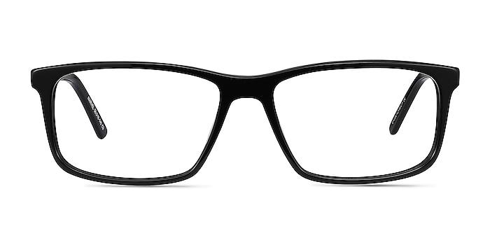 Marvel Black Acetate-metal Eyeglass Frames from EyeBuyDirect