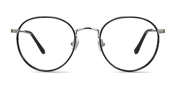 Alchemist Black Acetate-metal Eyeglass Frames