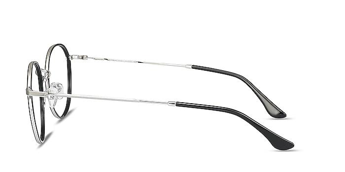 Alchemist Black Acetate-metal Eyeglass Frames from EyeBuyDirect