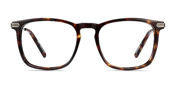 Glory Tortoise Acetate-metal Eyeglass Frames