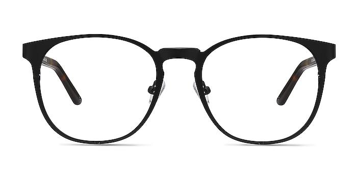 Resonance Black Acetate-metal Eyeglass Frames from EyeBuyDirect