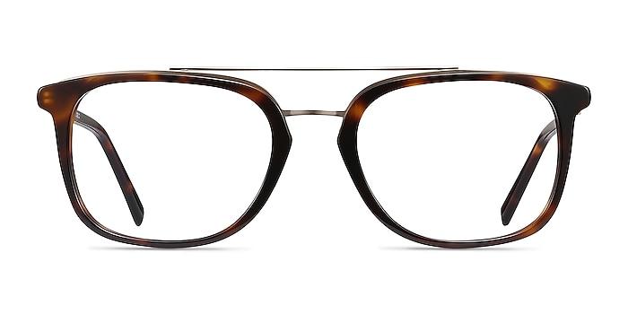 Guild Tortoise Acetate-metal Eyeglass Frames from EyeBuyDirect