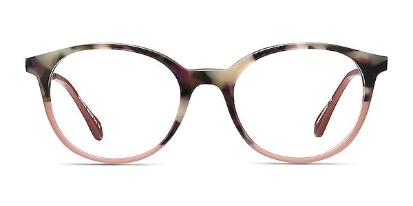 Martini Tortoise Acetate-metal Eyeglass Frames