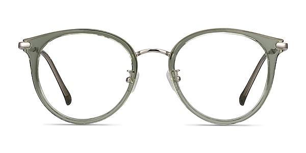 Hollie Green Plastic-metal Eyeglass Frames