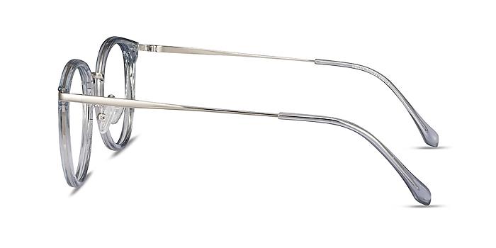 Hollie Blue Plastic-metal Eyeglass Frames from EyeBuyDirect