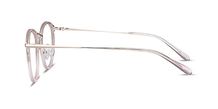 Dazzle Pink Acetate-metal Eyeglass Frames from EyeBuyDirect