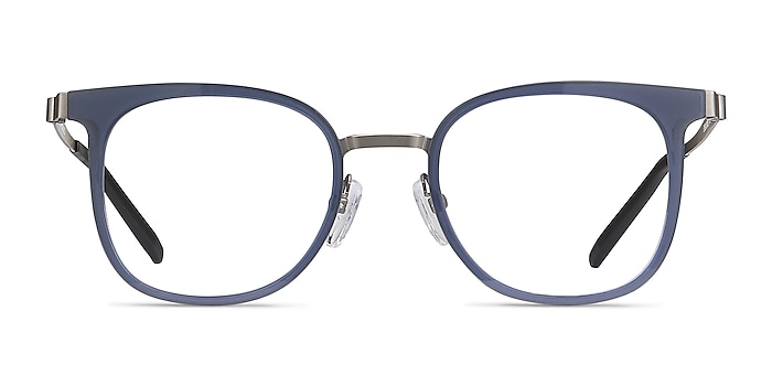 Rotem Navy Acetate-metal Eyeglass Frames from EyeBuyDirect