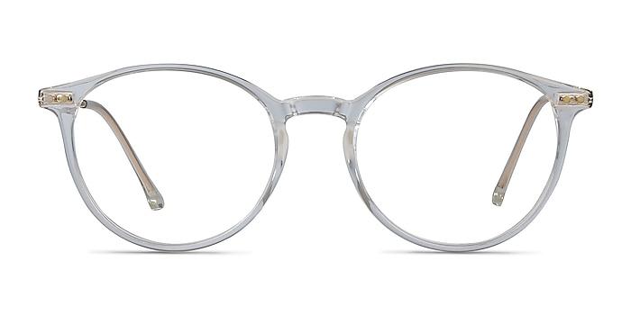 Amity Clear Plastic-metal Eyeglass Frames from EyeBuyDirect