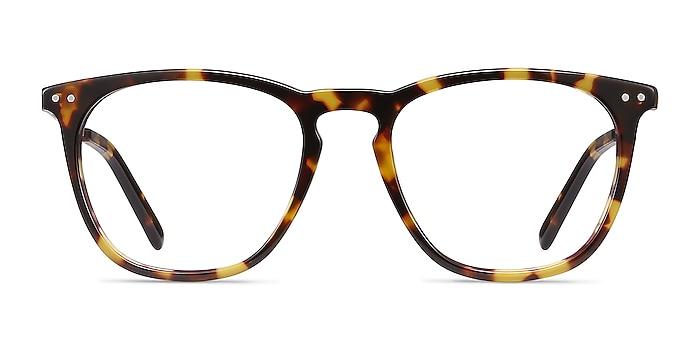 Distance Tortoise Acetate-metal Eyeglass Frames from EyeBuyDirect