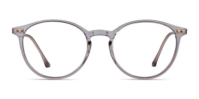Amity Violet Plastic-metal Montures de lunettes de vue d'EyeBuyDirect
