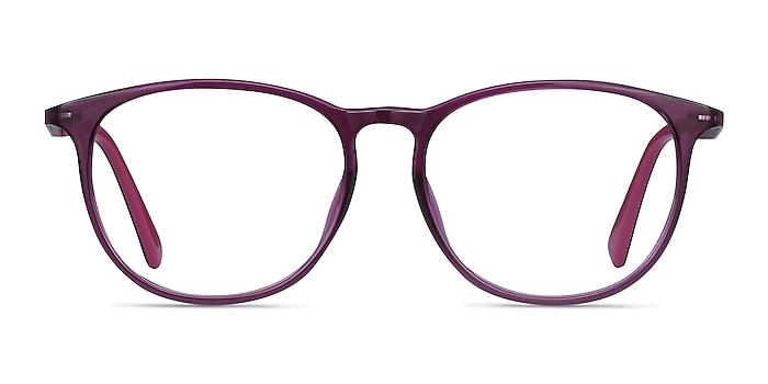 Today Purple Plastic-metal Eyeglass Frames from EyeBuyDirect
