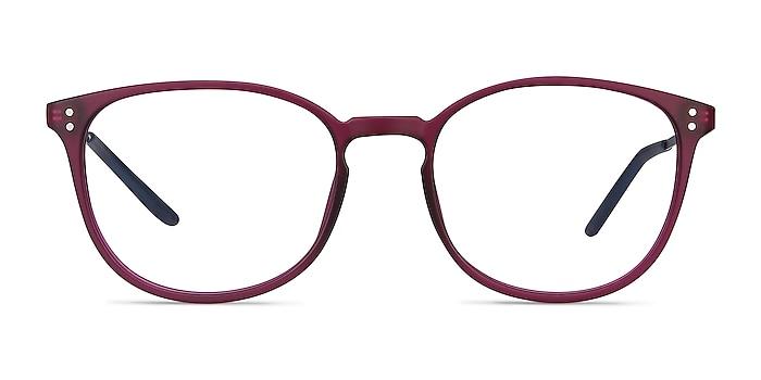 Spoken Purple Metal Eyeglass Frames from EyeBuyDirect