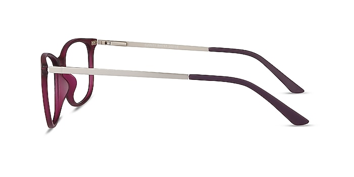 Clarity Violet Plastic-metal Montures de lunettes de vue d'EyeBuyDirect