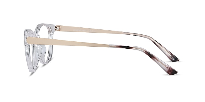 Element Clear Plastic-metal Eyeglass Frames from EyeBuyDirect