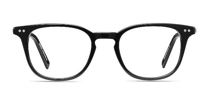 Candor Black Acetate-metal Eyeglass Frames from EyeBuyDirect