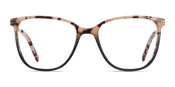Aroma Tortoise Green Acetate-metal Montures de lunettes de vue